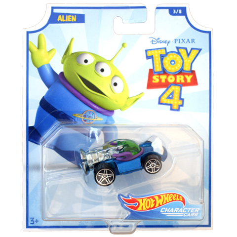 Alien 38 Wheels Character Cars Story Toy Hot 4 7vmIY6gybf