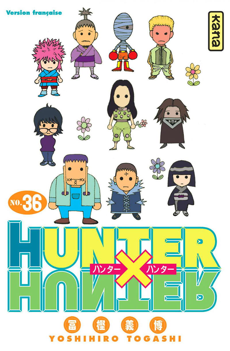 HUNTER X HUNTER -  (FRENCH V.) 36