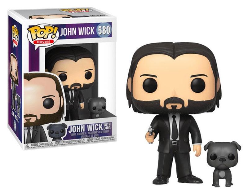 JOHN WICK -  POP! VINYL FIGURE OF JOHN WICK (4 INCH) 580