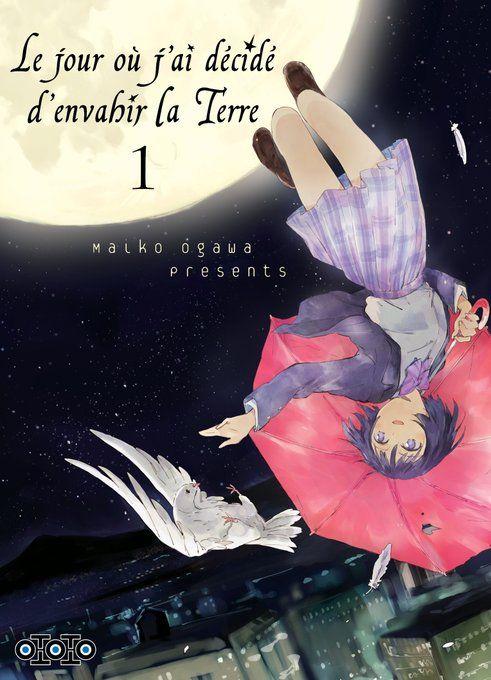 JOUR OÙ J'AI DÉCIDÉ D'ENVAHIR LA  TERRE, LE -  (FRENCH V.) 01