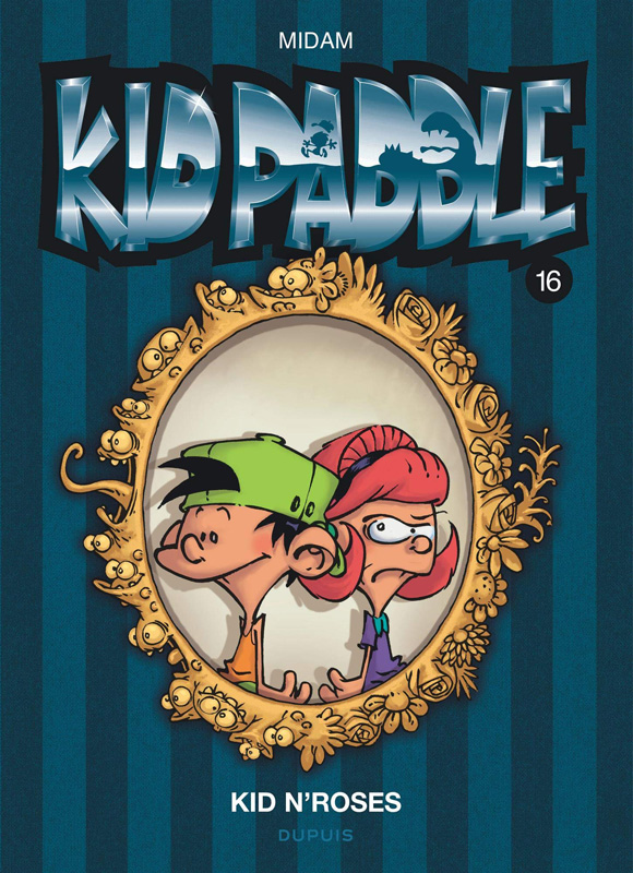 KID PADDLE -  KID N'ROSES 16