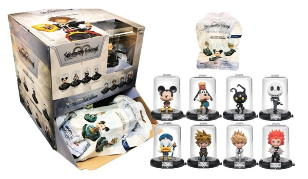 KINGDOM HEARTS -  MYSTERY MINI FIGURE (2.5