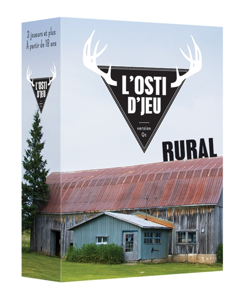 L'OSTI D'JEU -  EXTENSION RURAL (FRENCH)
