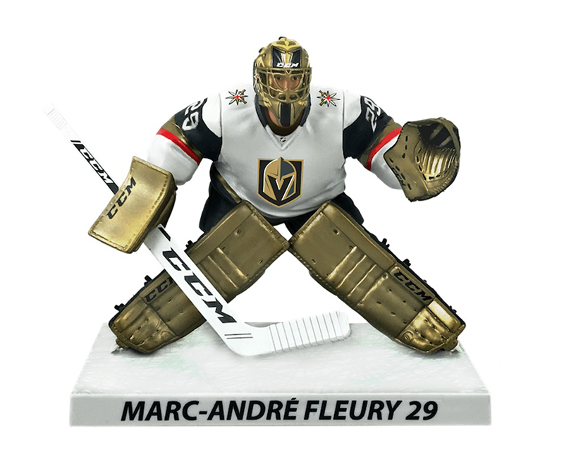 LAS VEGAS GOLDEN KNIGHTS -  MARC-ANDRE FLEURY #29 FIGURE (6 INCH) LIMITED EDITION