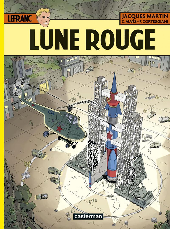 LEFRANC -  LUNE ROUGE 30