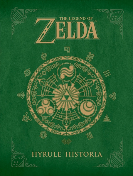 LEGEND OF ZELDA, THE -  HYRULE HISTORIA HC (USED)