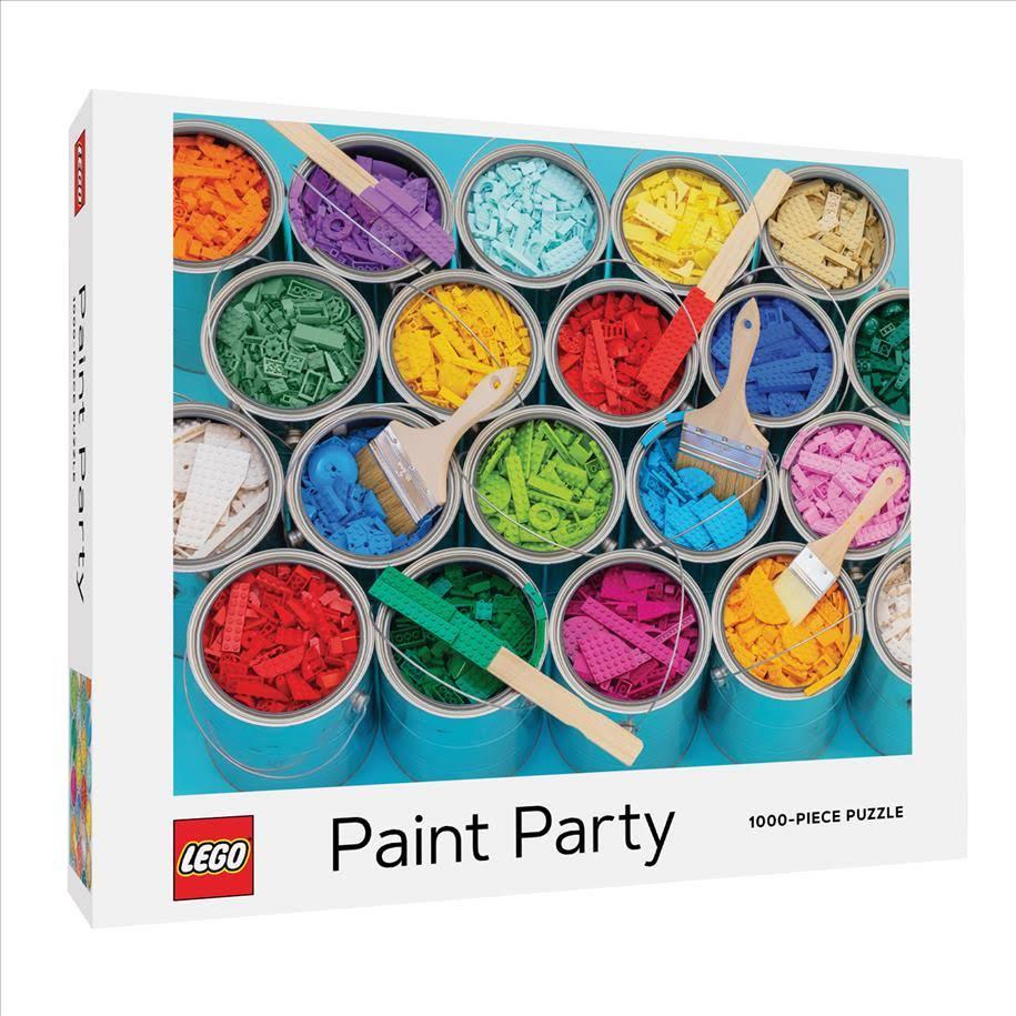 LEGO -  PAINT PARTY (1000 PIECES)