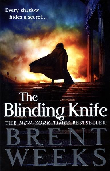 LIGHTBRINGER -  THE BLINDING KNIFE TP 02