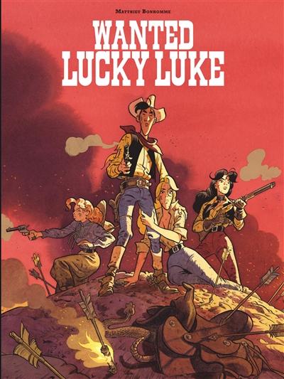 LUCKY LUKE -  WANTED: LUCKY LUKE