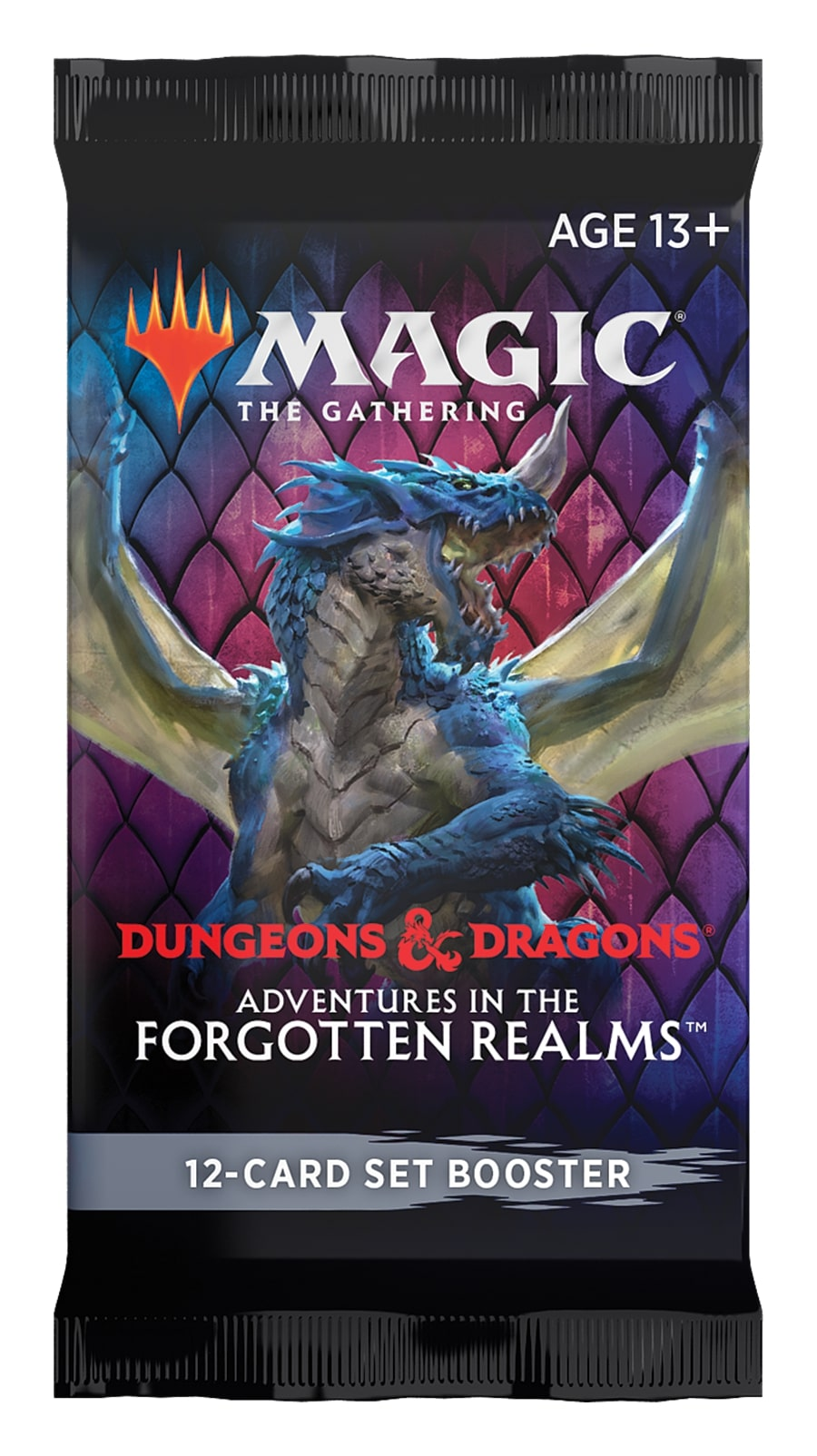 MAGIC THE GATHERING -  SET BOOSTER PACK (P15/B30/C6) (ENGLISH) -  ADVENTURES IN THE FORGOTTEN REALMS