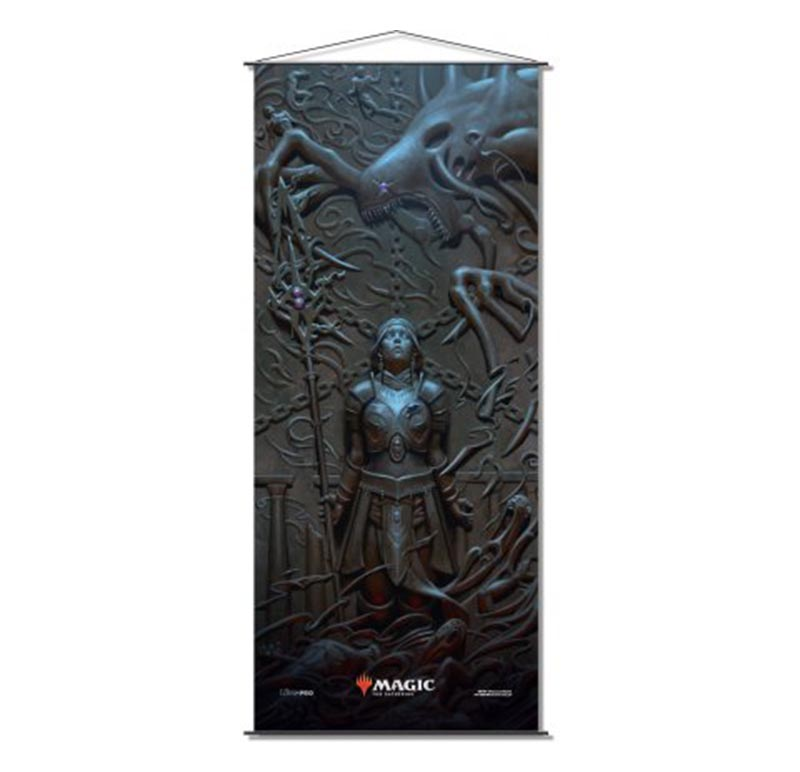 MAGIC THE GATHERING -  THEROS BEYOND DEATH - ELSPETHS NIGHTMARE WALLSCROLL (16
