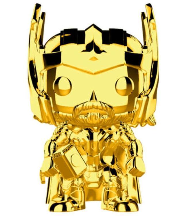 MARVEL -  POP! VINYL BOBBLE-HEAD OF THOR (GOLD) 381