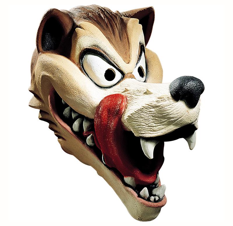 MASK -  HUNGRY WOLF MASK