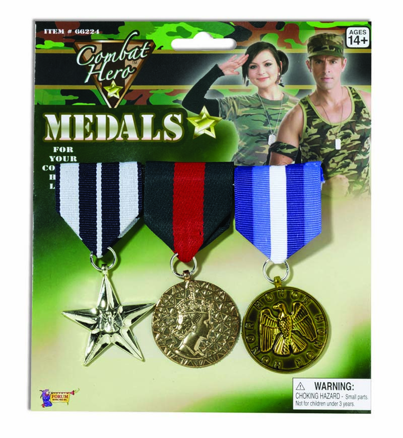 MILITARY -  MEDALS