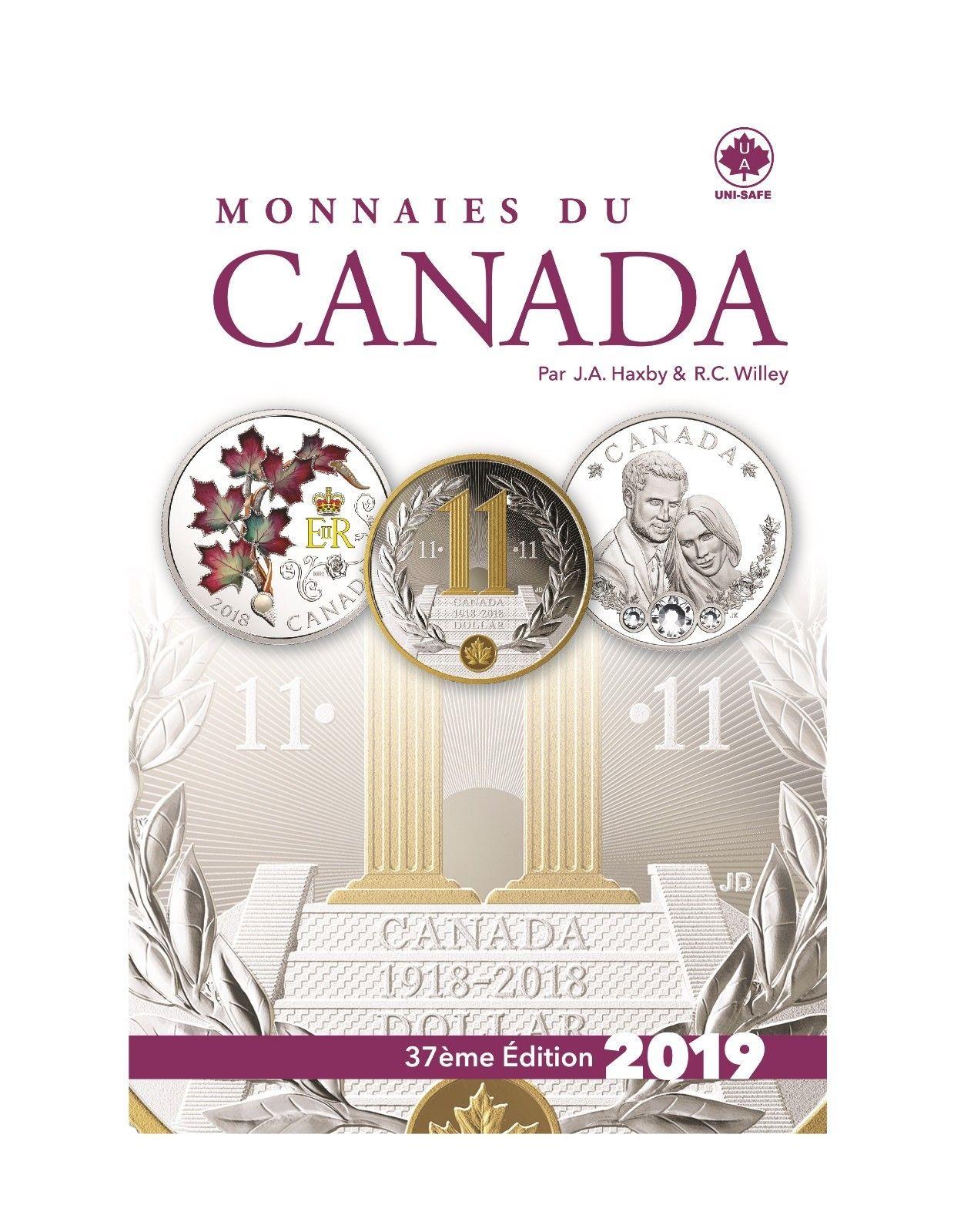 MONNAIES DU CANADA 2019 (37E ÉDITION)