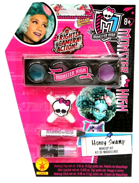 Monster High Honey Swamp Makeup Kit
