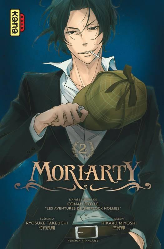 MORIARTY -  (V.F.) 02