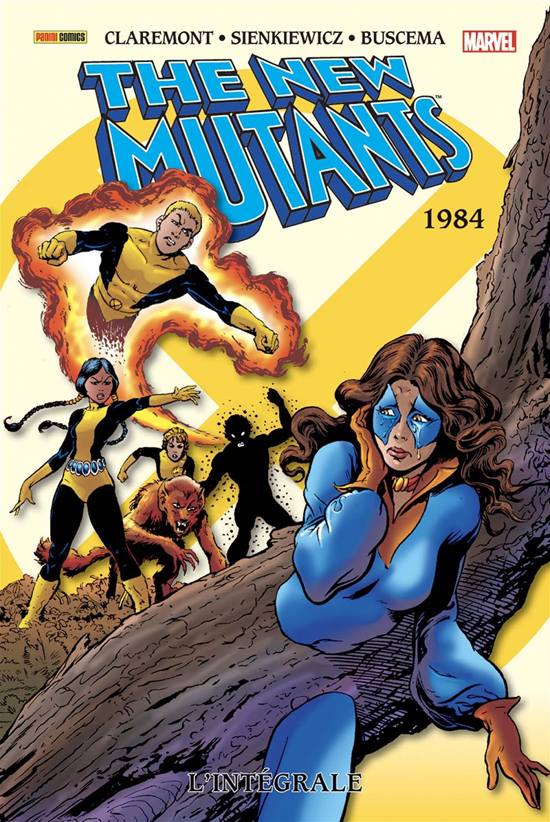 NEW MUTANTS, THE -  INTÉGRALE 1984