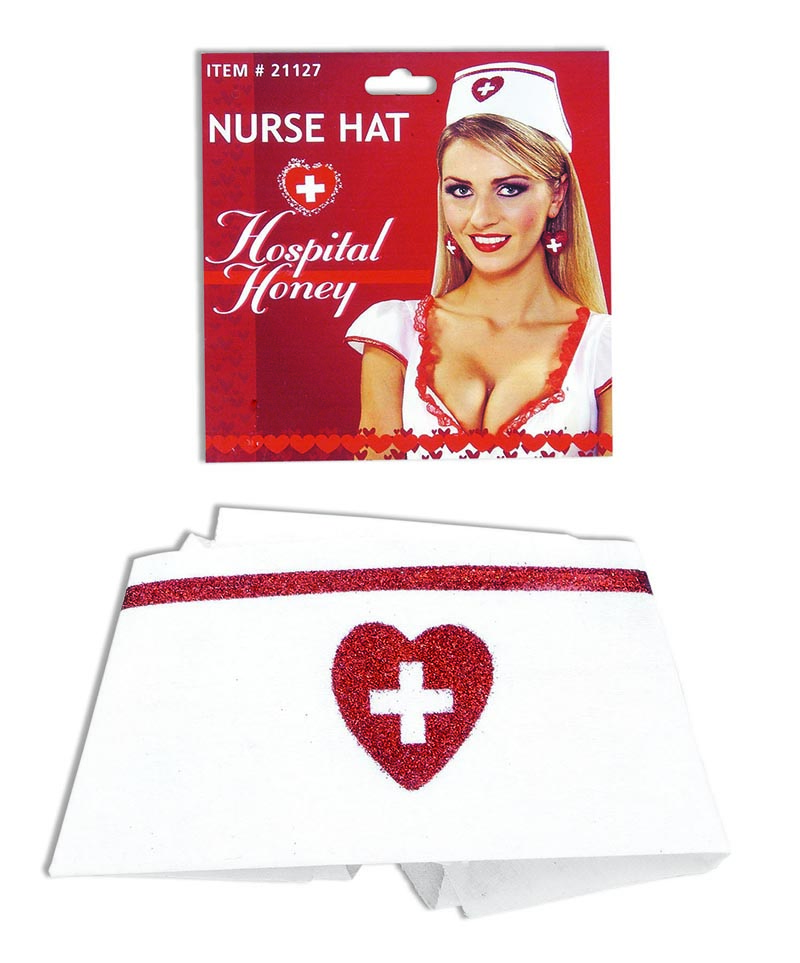 NURSES AND DOCTORS -  NURSE HAT