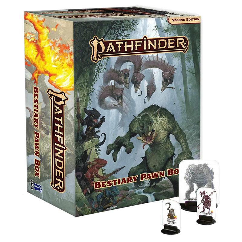 PATHFINDER -  BESTIARY PAWN BOX (ENGLISH)