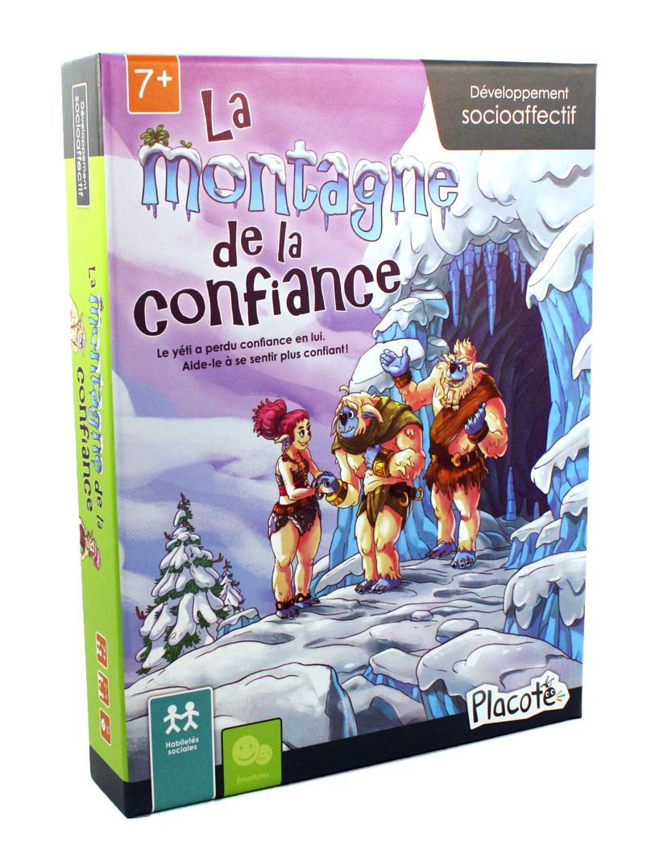 PLACOTE -  LA MONTAGNE DE LA CONFIANCE (FRENCH)