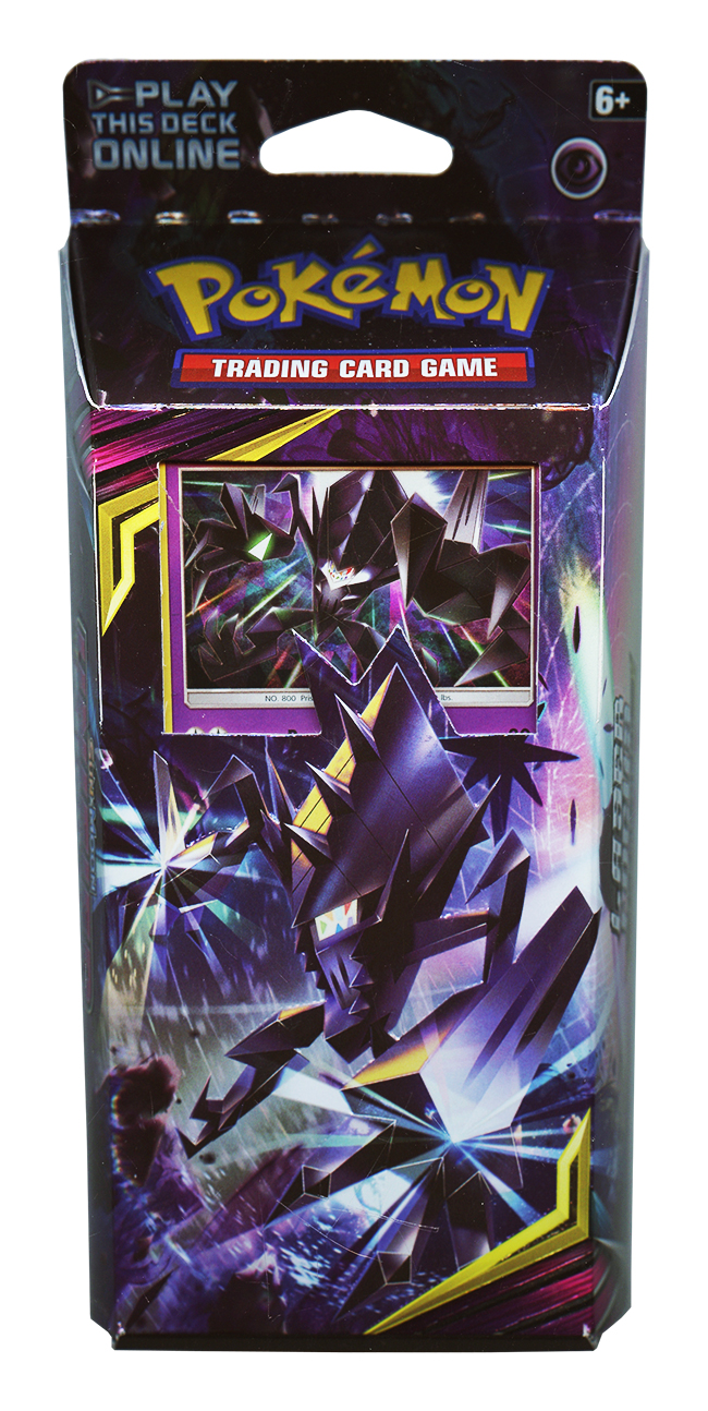 Pokemon 80575 Sun /& Moon Unified Minds Theme Decks