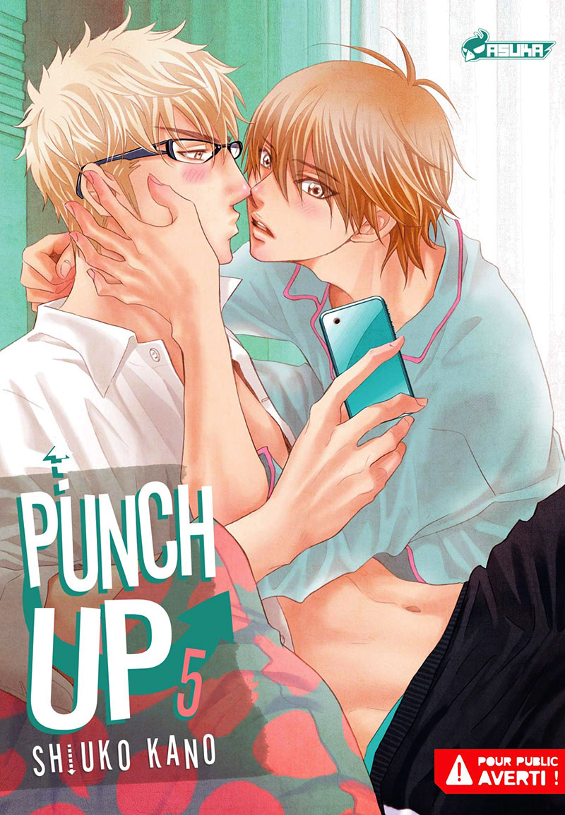PUNCH UP -  (FRENCH V.) 05