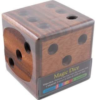 PUZZLE MASTER -  MAGIC DICE (LEVEL 5)