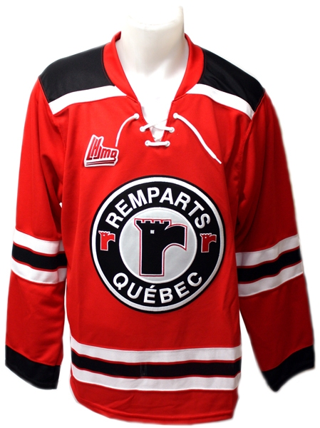 quebec remparts jersey