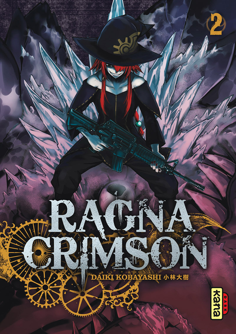 RAGNA CRIMSON -  (FRENCH V.) 02