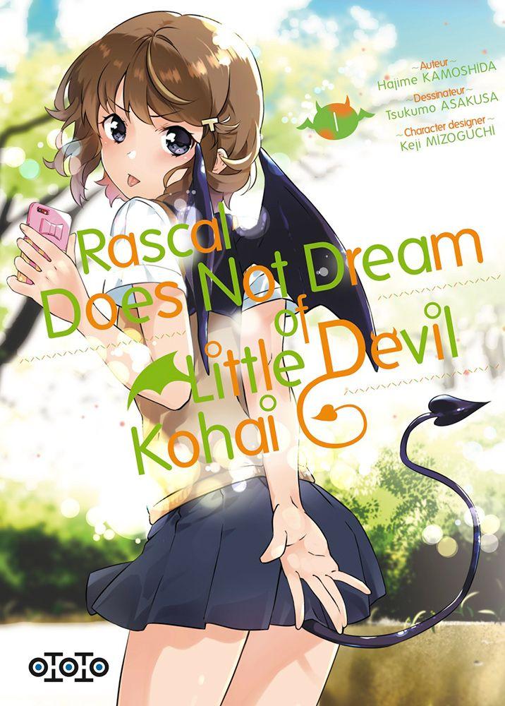 RASCAL DOES NOT DREAM OF LITTLE DEVIL KOHAI -  (FRENCH V.) 01