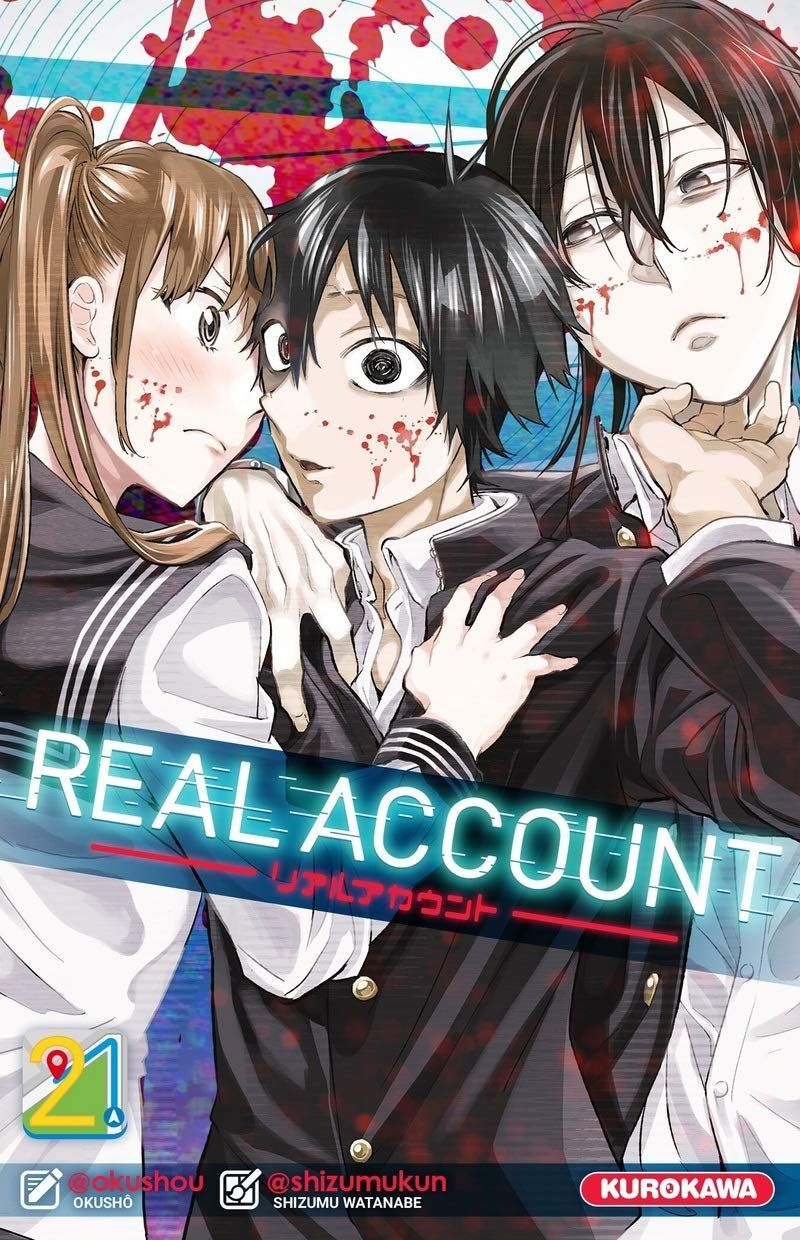 REAL ACCOUNT -  (FRENCH V.) 21