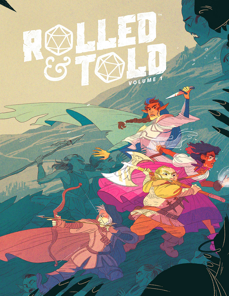 ROLLED & TOLD (ENGLISH) 01