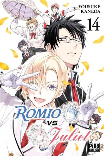 ROMIO VS JULIET -  (FRENCH V.) 14