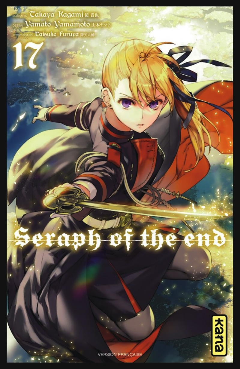 SERAPH OF THE END -  (FRENCH V.) 17