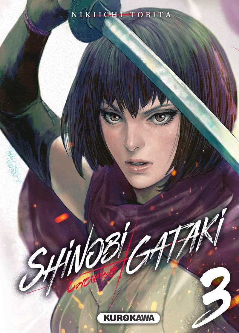 SHINOBI GATAKI -  (FRENCH V.) 03