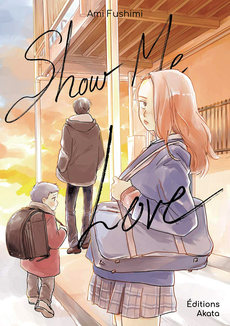 SHOW ME LOVE -  (FRENCH V.) 01