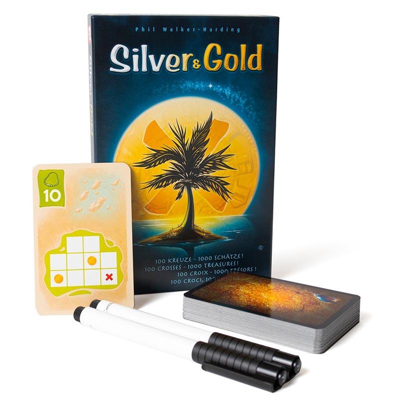 SILVER & GOLD (ENGLISH)