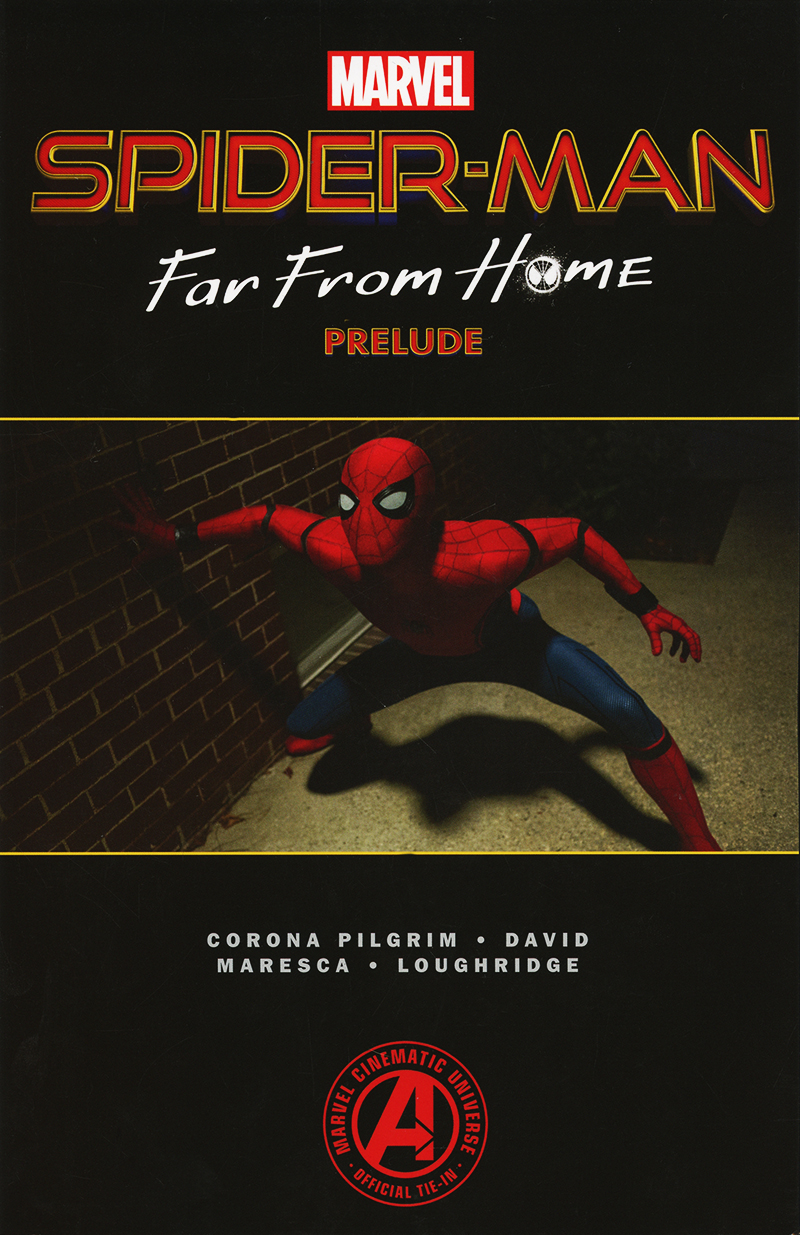 SPIDER-MAN -  PRELUDE TP -  FAR FROM HOME
