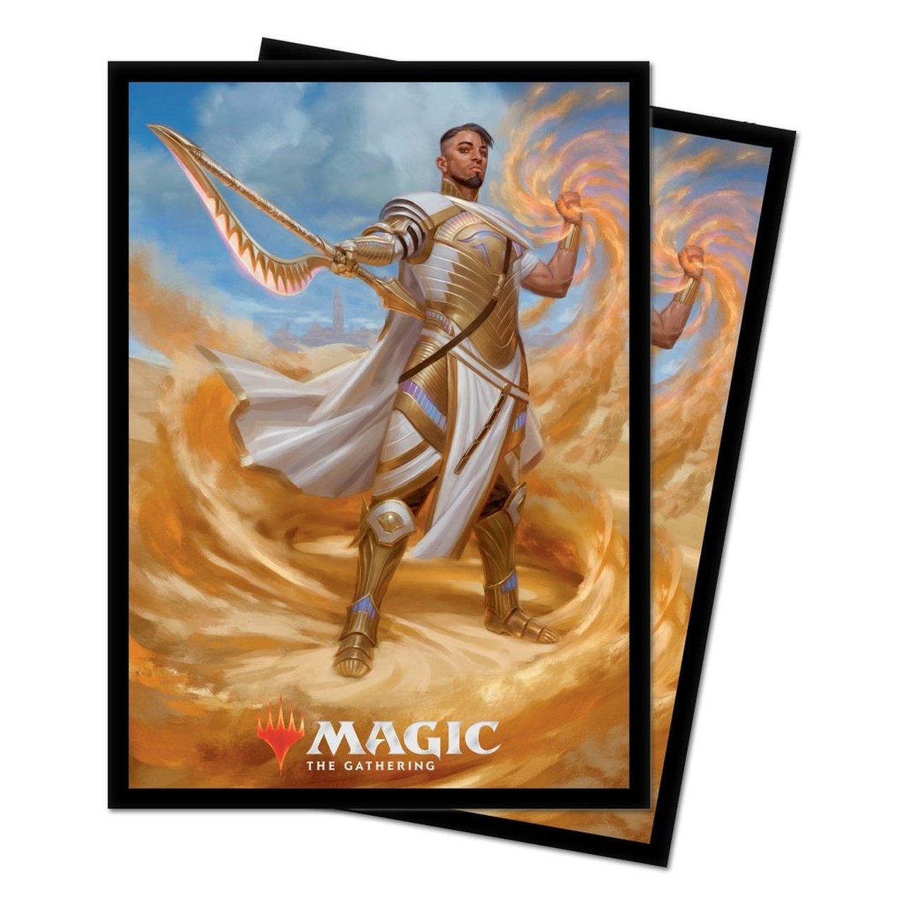 X4 Core Set 2021 M21 Magic MTG MINT CARD EMBLEM BASRI KET 16//18