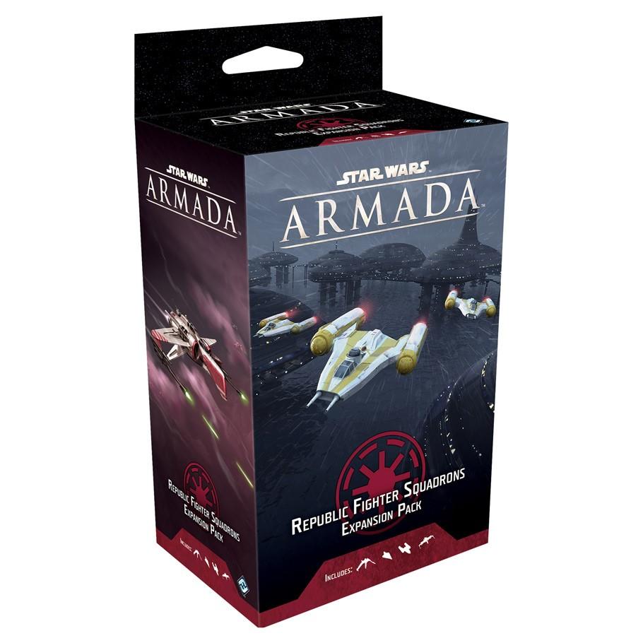 STAR WARS : ARMADA -  REPUBLIC FIGHTER SQUADRONS (ENGLISH)