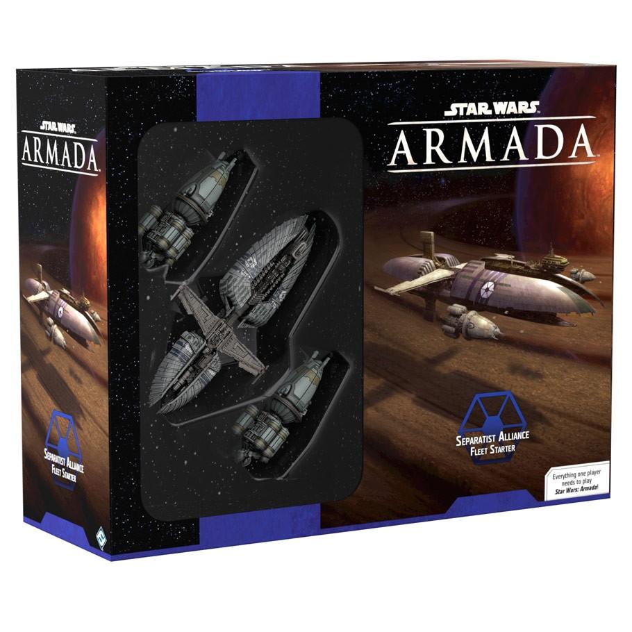 STAR WARS : ARMADA -  SEPARATIST ALLIANCE FLEET STARTER (ENGLISH)