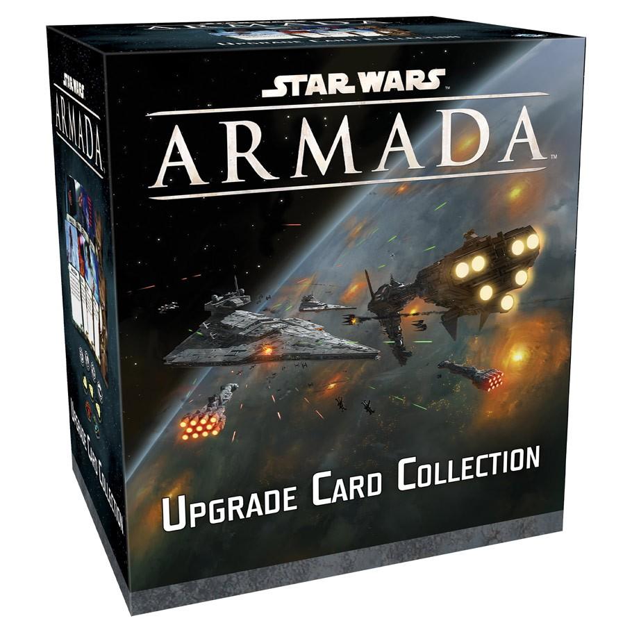 STAR WARS : ARMADA -  UPGRADE CARD COLLECTION (ENGLISH)