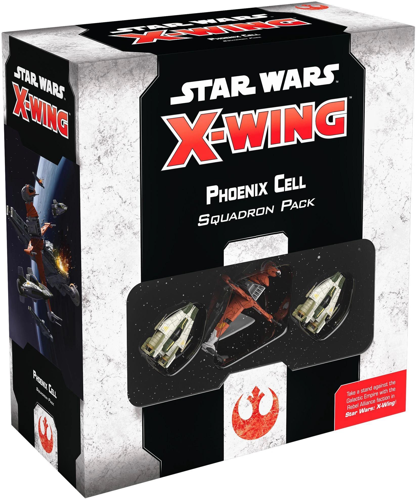 STAR WARS : X-WING 2.0 -  CELLULE PHOENIX (FRENCH)