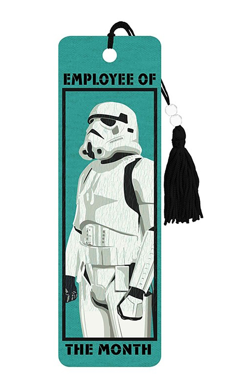 STORMTROOPER -  BOOKMARK