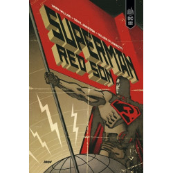SUPERMAN -  RED SON (ÉDITION BLACK LABEL) (FRENCH V.)