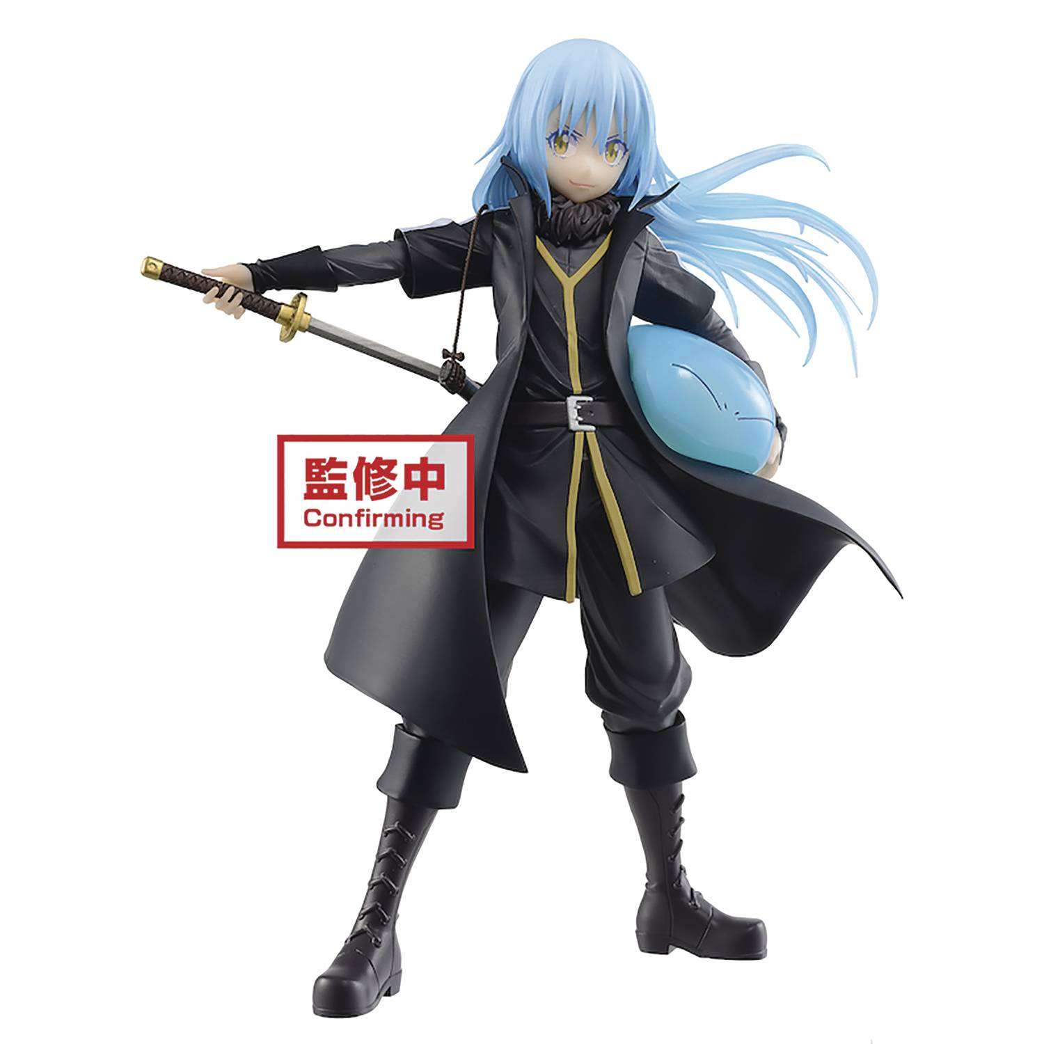THAT TIME I GOT REINCARNATED AS A SLIME -  FIGURE 8 1/4 INCH -  DEMON RIMURU TEMPES