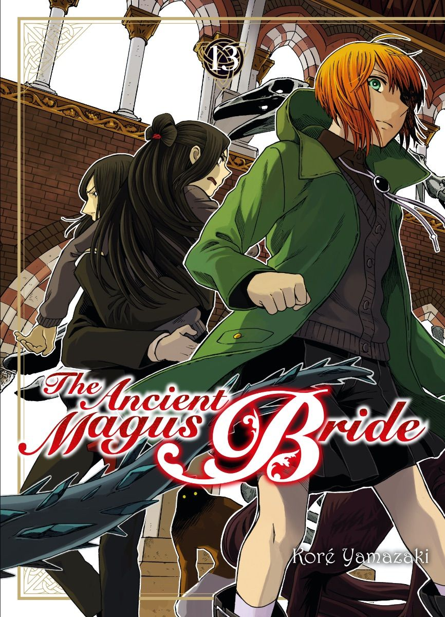 THE ANCIENT MAGUS BRIDE -  (FRENCH V.) 13