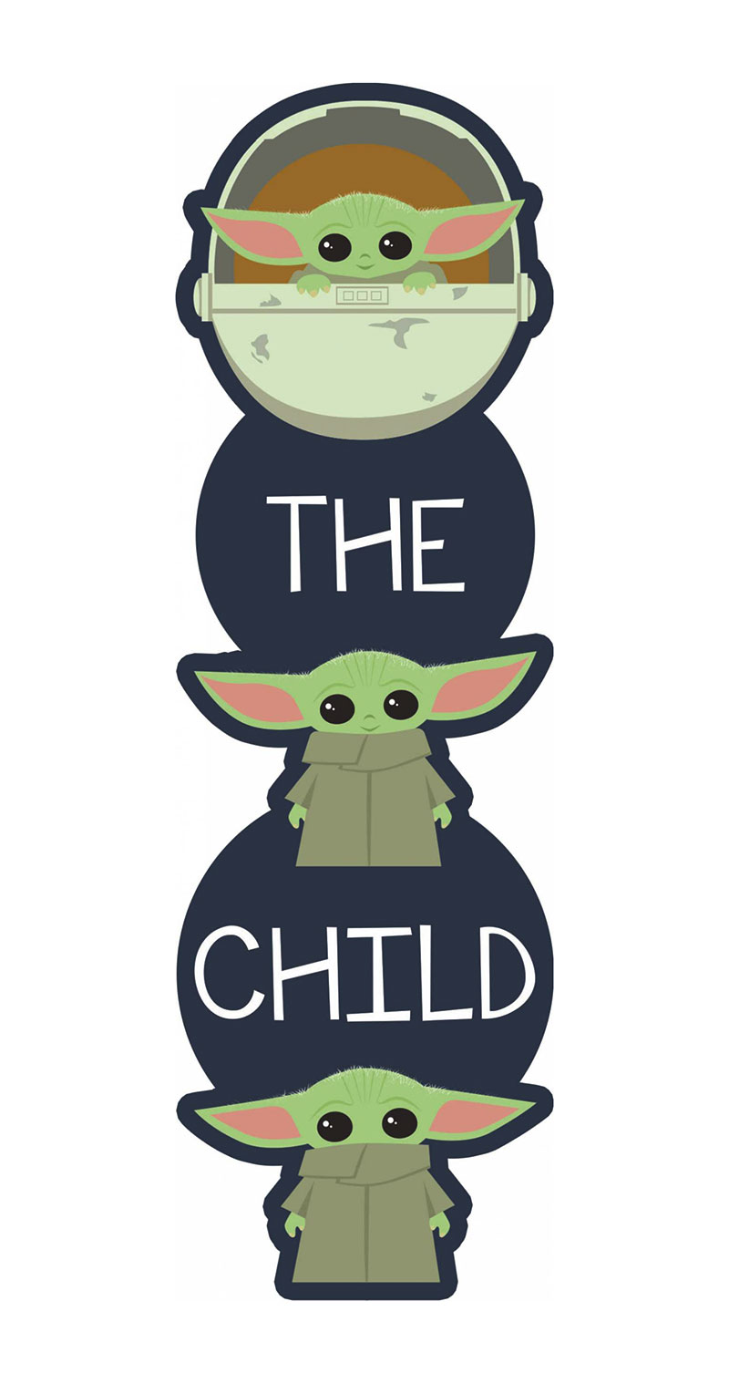THE CHILD -  BOOKMARK