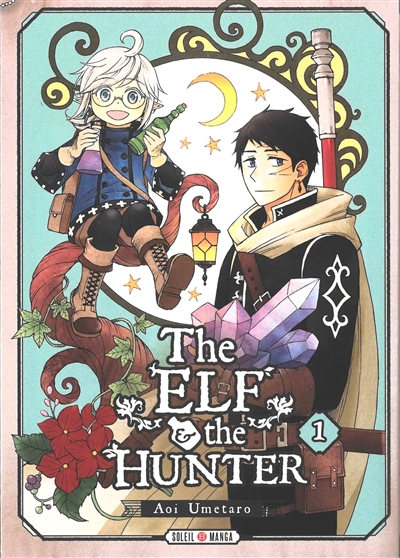 THE ELF & THE HUNTER -  (FRENCH V.) 01